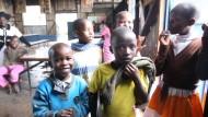 Ein Waisenhaus soll Zukunft schenken