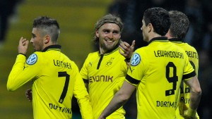 Dortmund im Schongang