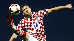 Kroatien führt die Griechen vor