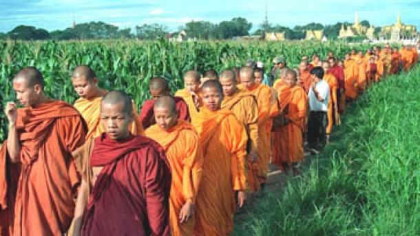 Heilgeheimnisse aus buddhistischen Klöstern