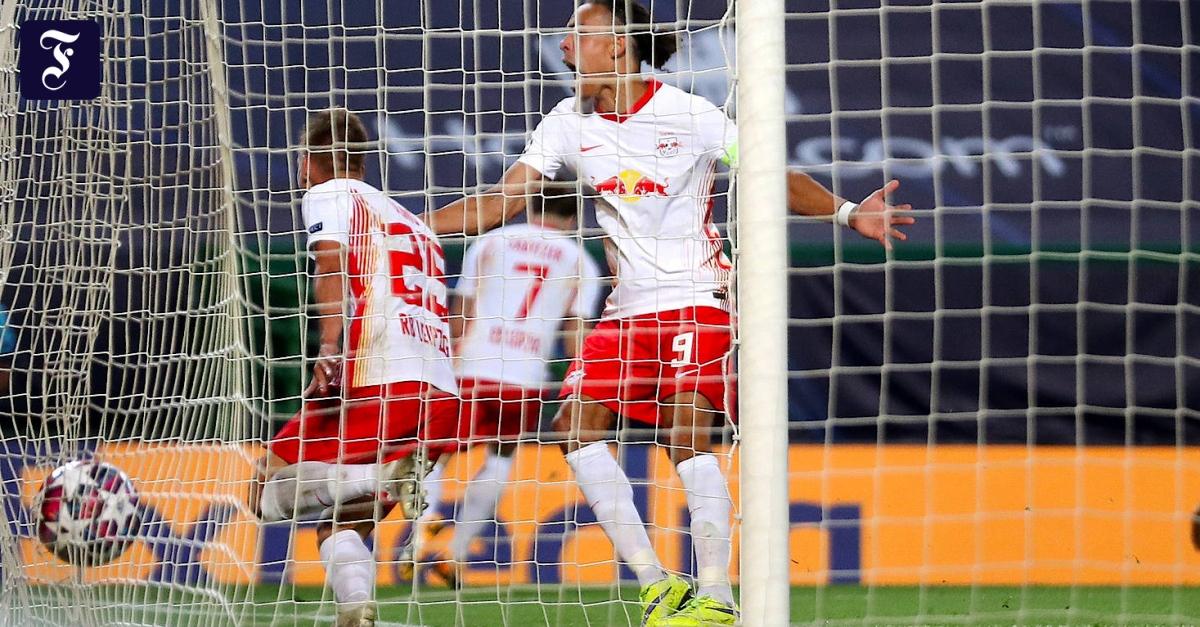 Champions League: RB Leipzig besiegt Atlético Madrid