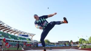 Crouser überbietet Uralt-Weltrekord