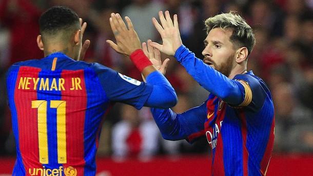 """""""Messi ist ein Außerirdischer"""""""