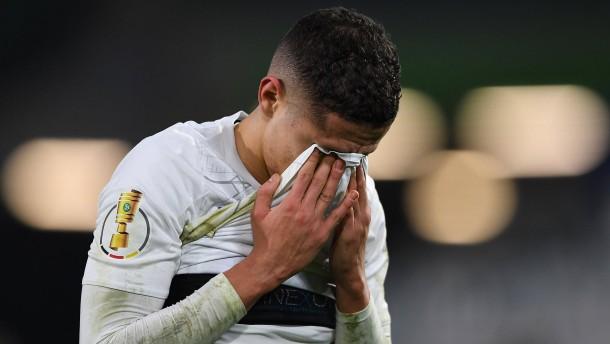 Schalke 04 fliegt aus dem DFB-Pokal