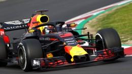 Red Bull wechselt den Motor