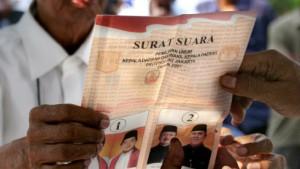 Die Wiederauferstehung Indonesiens