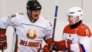 Im Abseits: Belarus sollen unter dem Druck von Geldgebern und Regierungen die WM-Spiele entzogen werden.