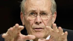 Rumsfeld: Truppen am Golf kriegsbereit