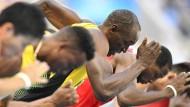 Showdown mit dem schnellsten Mann der Welt