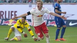 RB Leipzig zweiter Aufsteiger - Freiburg Meister zweiter Klasse