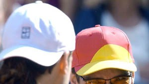 Spielverbot für Haas überschattet Stichs Mental-Training