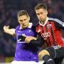 Durchsetzungsstark gegen die Veilchen: Ingolstadt besiegt Aue mit 3:0