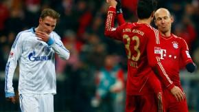 Die Münchner Leichtigkeit hätten die Schalker um Kapitän Höwedes auch gerne