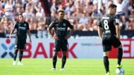 DFB-Pokalsieger Eintracht Frankfurt blamiert sich in erster Runde