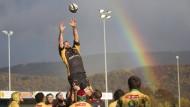 Silberstreif fürs deutsche Rugby