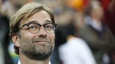 Das Strahlen ist zurück: BVB-Trainer Jürgen Klopp beim Sieg in Istanbul