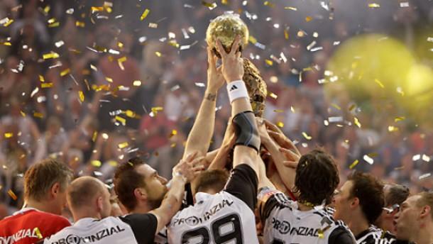 THW Kiel gewinnt die Champions League