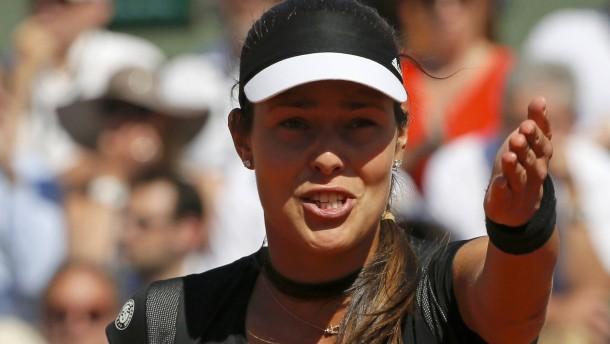 Safarova zerstört Ivanovics Traum vom Finale