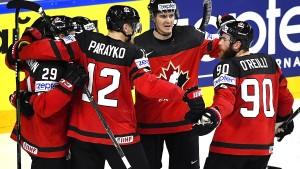 Titelverteidiger Kanada wieder im Endspiel