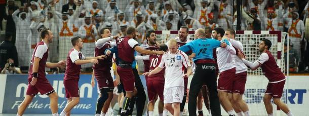 Qatars Freude am Viertelfinaleinzug: mit freundlicher Unterstützung der Unparteiischen?