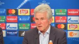 Bayern-Trainer Heynckes trotz Sieg nicht zufrieden