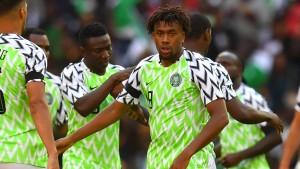 Der unglaubliche Hype um Nigerias WM-Trikot
