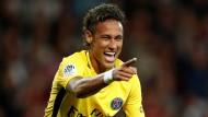Perfekter Einstand für Neymar für Paris