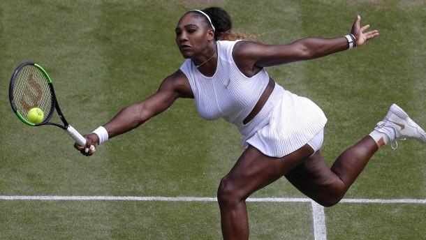 Serena Williams und der Weg zum Ich