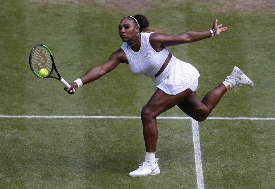 Wimbledon Finale Frauen