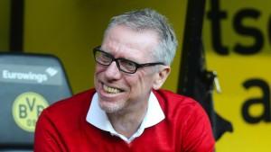 Dortmund übertrifft die Bayern