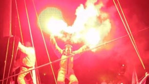 Vendée Globe: Der Sieger geht leer aus