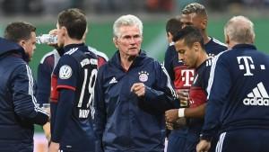Der FC Bayern ist eine Großbaustelle