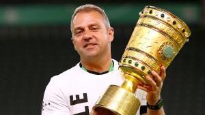 Flick gibt ein neues Ziel für den FC Bayern aus