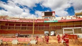 In Porto Alegre erinnert noch nicht viel an ein WM-Stadion
