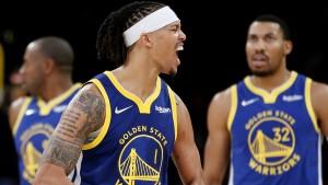 Warriors zeigen es den Lakers zum NBA-Start