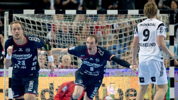 Flensburg wirft Kiel aus dem Pokal