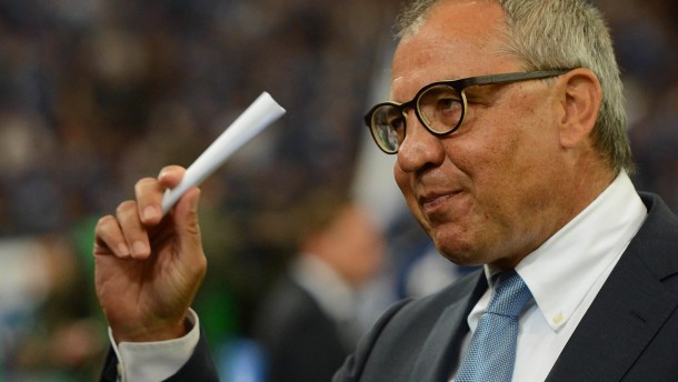 Tschüss, Wolfsburg: Trainer und Manager Felix Magath muss den VfL verlassen