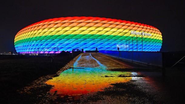 Kampf um den Regenbogen