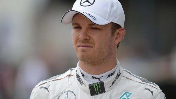 Keine Strafe für Rosberg nach Hamilton-Pole