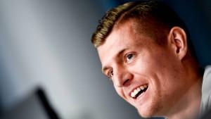 Warum Toni Kroos so angriffslustig in die Länderspiele geht
