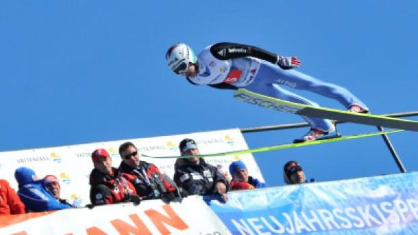 Vierschanzentournee - Garmisch-Partenkirchen - Simon Ammann
