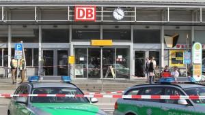 Polizeikontrolle in Zug eskaliert