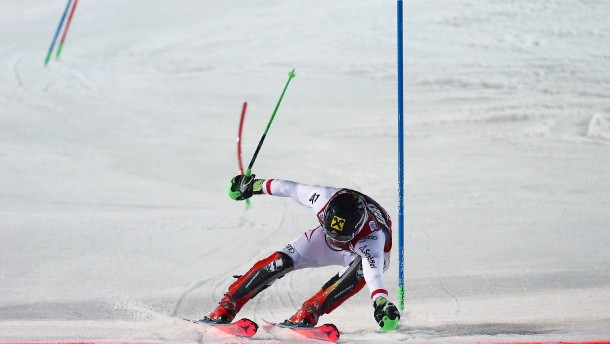 Hirschers 50. Weltcupsieg