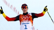 Sein größter Tag: Olympiasieger 2014