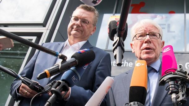 DFB und DFL in Schwäche vereint