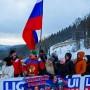 Die Meinungen zum Start Russlands gingen bei Fans und Athleten auseinander.