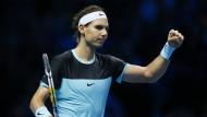 Nadal schlägt Murray