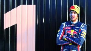 Startnummern-Roulette in der Formel 1