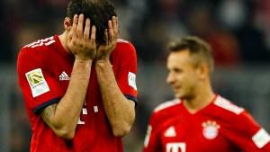 Jetzt sind die Bayern endgültig in der Krise