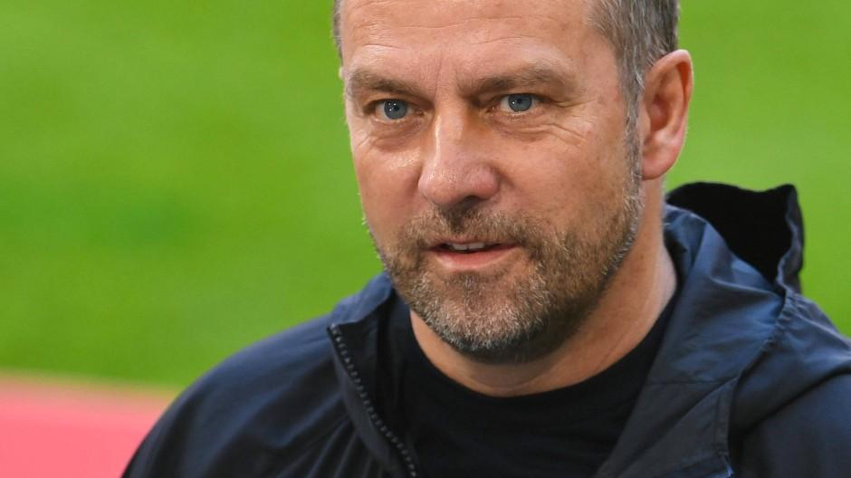 An diesem Sonntag begann die Zeit von Hansi Flick als Bundestrainer offiziell.